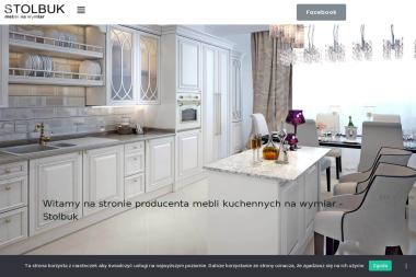 Stolbuk (Galeria BFM) - Nowoczesne Kuchnie Jarocin