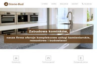 Mariusz Mazur Stone Bud - Nagrobek Podwójny Smyków