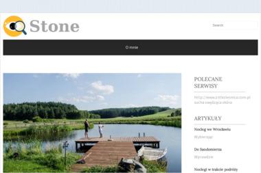 Stone Stal System - Nagrobki Toruń