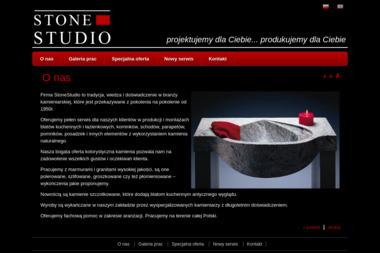 Waldemar Buczyński Stone Studio - Blaty na Zamówienie Grajewo