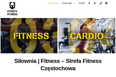 STREFA - FITNESS - Trener personalny Częstochowa