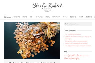 Strefa Kobiet fitness & beauty - Trener personalny Łódź
