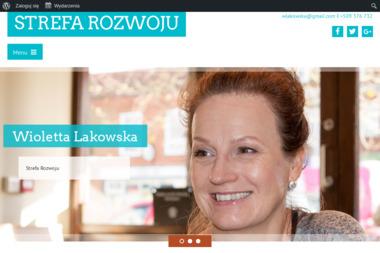 Strefa Rozwoju Wioletta Lakowska - Psycholog Puck