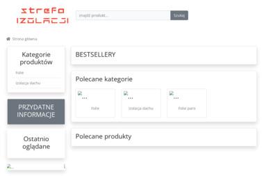 Firma Handlowo-Usługowa Polinvest - Styropian Mielec