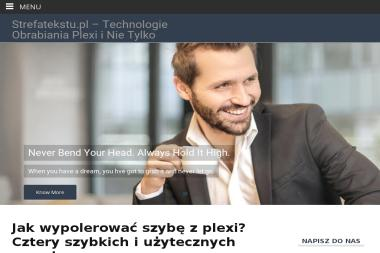 Strefa Tekstu Kamil Naja - Agencja marketingowa Strzyżów