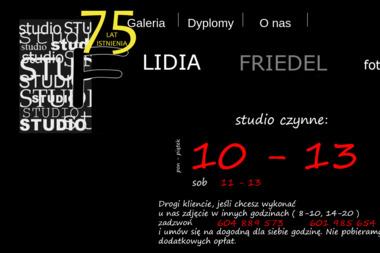 Studio Fotograficzne Lidia Friedel - Fotograf Nowa Sól