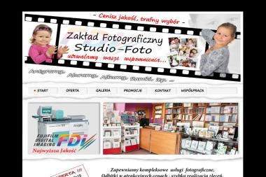 Zakład Fotograficzny Studio-Foto. Zakład fotograficzny, zdjęcia - Fotografowanie Łapy