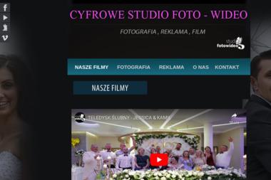 Cyfrowe studiofoto-wideo - Wideofilmowanie Międzyrzecz
