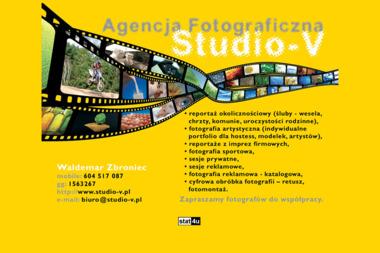 Agencja fotograficzna Studio-V - Sesje Zdjęciowe Piła