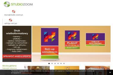 Studio Zoom. Karol Kierstan - Projektowanie Stron Internetowych Wieleń