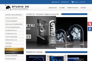 Studio 3D Zdjęcia w Krysztale - Kosze prezentowe Brzoza