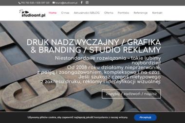 Studio Ant Sp. z o.o. - Usługi Graficzne Kielce