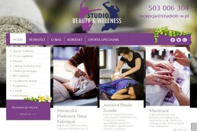 Studio Beauty & Wellness Agnieszka Masłowska. Spa, fitness - Joga Grudziądz