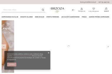 studio Brzoza - Zaproszenia Poznań