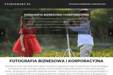 Duet Studio Filmowe Małgorzata Ulanowska - Fotografowanie Ożarów Mazowiecki