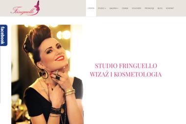 Fringuello - Studio wizażu i kosmetyki z zapleczem fotograficznym - Sesje zdjęciowe Rzeszów