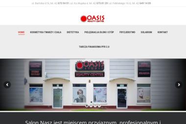 Studio Urody Oasis - Dietetyk Łódź