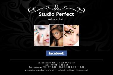 Studio Perfect. Salon Fryzjerski - Stylista Oświęcim