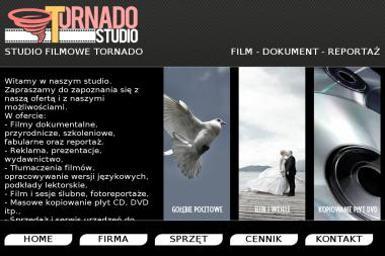 Studio Filmowe Tornado Rafał Wojdyła - Wideofilmowanie Kołaczyce