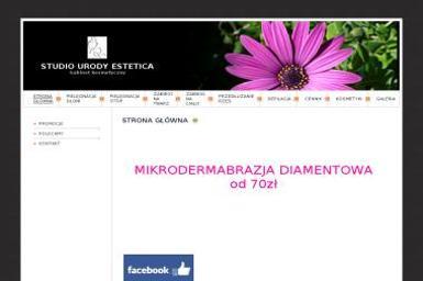 Anna Pietrzak Trzaskacz Studio Urody Estetica - Salon kosmetyczny Wrocław