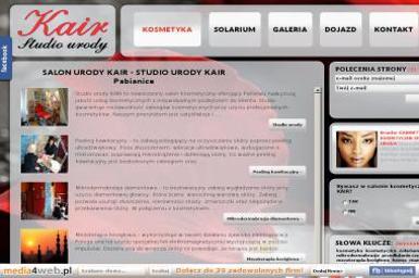 Studio Urody Kair - Zabiegi na cia艂o Pabianice