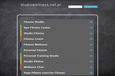 Studio Wellness Justyna Magnuszewska - Trener Indywidualny Stara Wieś