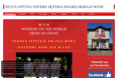 Studio Języka Angielskiego WOW - Szkoła językowa Częstochowa