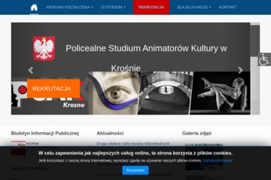 Pomaturalne Studium Animatorów Kultury - Fotografowanie Krosno