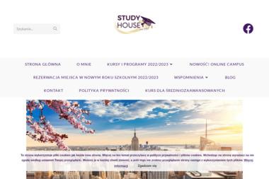 Study House. Akademia Języka Angielskiego - Nauczyciele angielskiego Inowrocław