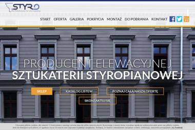 PPHU Styro Jacek Przetakiewicz - Sprzedaż Materiałów Budowlanych Ksawerów