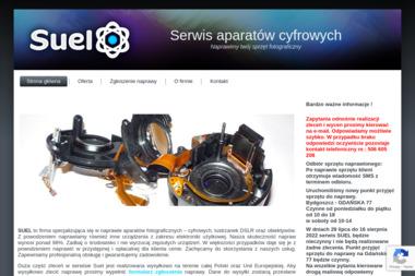 Suel. Serwis aparatów cyfrowych, naprawa aparatów - Serwis RTV Bydgoszcz