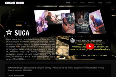 Zespół muzyczny Sugar Band - Zespół muzyczny Leszno