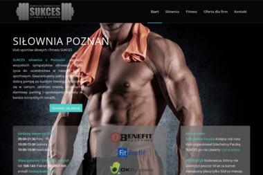 Jacek Ratajczak Sukces Kompleks Rekreacyjny - Joga Poznań