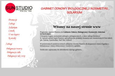 Gabinet Odnowy Kosmetycznej Sunstudio - Zabiegi na ciało Kraków