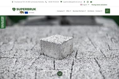 ABW Superbruk Sp. z o.o. - Skład budowlany Hryniewicze