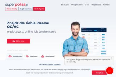 Superpolisa.pl Ubezpieczenia Placówka Partnerska FHU Agnieszka Walicka - Ubezpieczenia OC Stalowa Wola