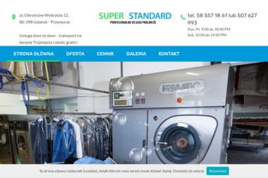 Super Standard - Czyszczenie Tapicerki Meblowej Gdańsk