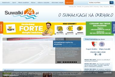 Suwalki24.pl. Suwalski dziennik internetowy - Agencja marketingowa Suwałki