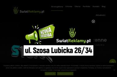 Świat Reklamy - Hurtownia Materiałów Budowlanych Toruń