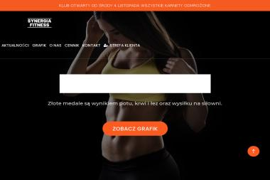 Synergia Fitness - Trener Personalny Krapkowice
