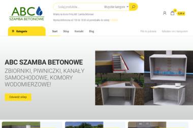 ABC Szamba betonowe - Instalacje sanitarne Aleksandrów