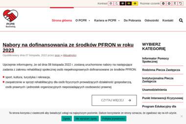 Powiatowe Centrum Pomocy Rodzinie w Szamotułach - Pomoc w Domu Szamotuły
