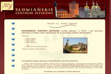 Słowiańskie Centrum Językowe - Kurs rosyjskiego Gliwice