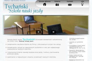 Szkoła nauki jazdy Jan Tychański - Szkoła Nauki Jazdy Oleśnica