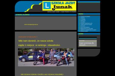 Szkoła Nauki Jazdy Junak Jan Koreń - Szkoła Jazdy Dobroszyce