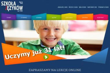 Szkoła Języka Angielskiego. Maria Ewy - Kurs francuskiego Skawina