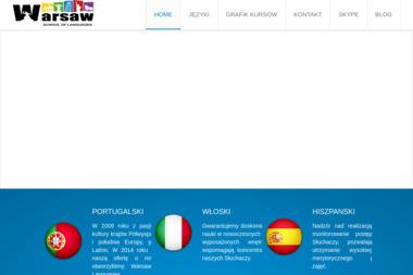 Szkoła Językowa Warsaw School of Languages - Kurs włoskiego Warszawa