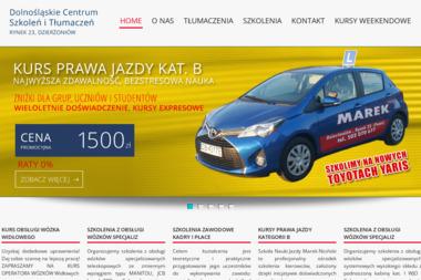 Dolnośląskie Centrum Szkoleń i Tłumaczeń - Kurs Na Prawo Jazdy Dzierżoniów