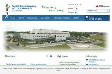 Szpital Specjalistyczny im. J. K. Łukowicza w Chojnicach - Chirurg Chojnice