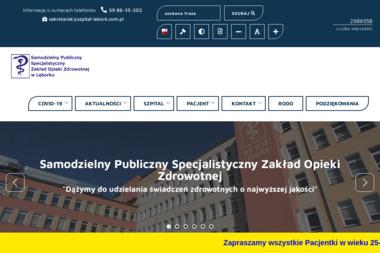 Samodzielny Publiczny Specjalistyczny Zakład Opieki Zdrowotnej - Psycholog Lębork